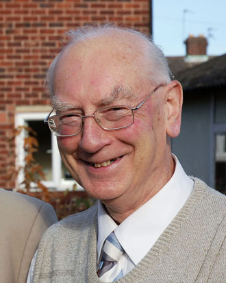 Professor Kenneth Kitchen