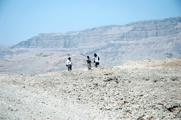 The Naqada Regional Archaeological Survey and Site Management Project