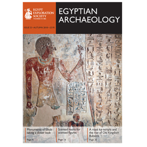 Egyptian Archaeology 53
