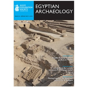 Egyptian Archaeology 54