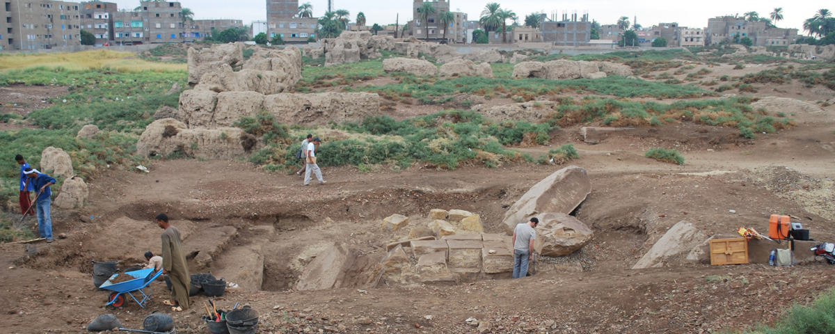 Archeological Survey of Coptos