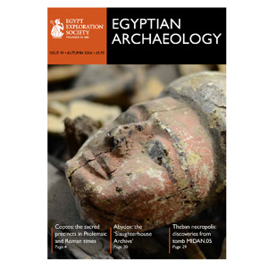 Egyptian Archaeology 49