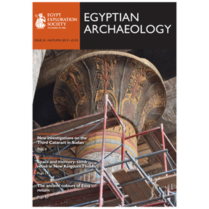 Egyptian Archaeology 55