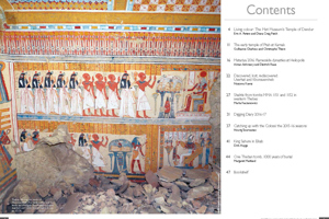 Egyptian Archaeology – online!