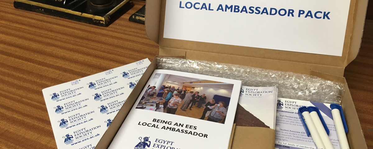 EES Local Ambassador pack