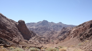 Between Africa and Asia: New research from the Sinai Peninsula