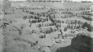 The cemeteries and temples of Abydos