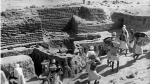 Buhen: An Egyptian fortress in Nubia